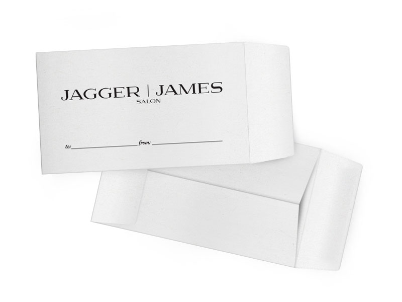 Tip envelope design.